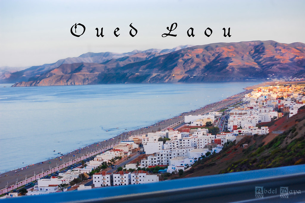 Oued Laou  Morocco  Around Guides