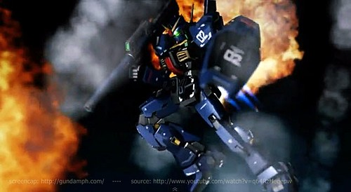 8 - RG Gundam MKII TITANS (3)