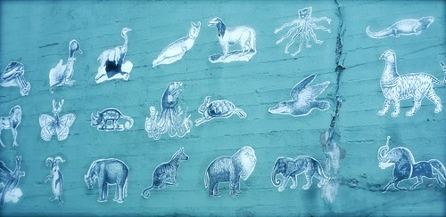 Postcards from Portland - Creating New Animals by dyannaanfang
