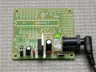 S2Duino (6-1) Test Power Circuit