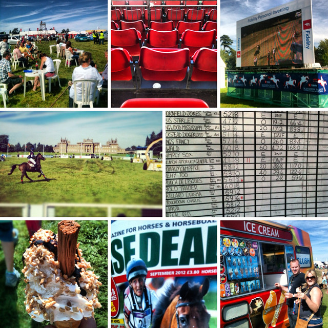 Blenheim Horse Trials