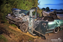 Tödlicher Unfall L3006 Hattersheim-Eddersheim 19.08.12