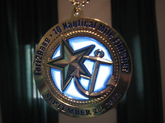 2012 Fort2Base Medal