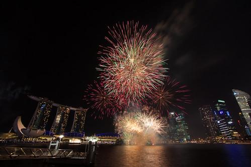 NDP 2012 - Fireworks