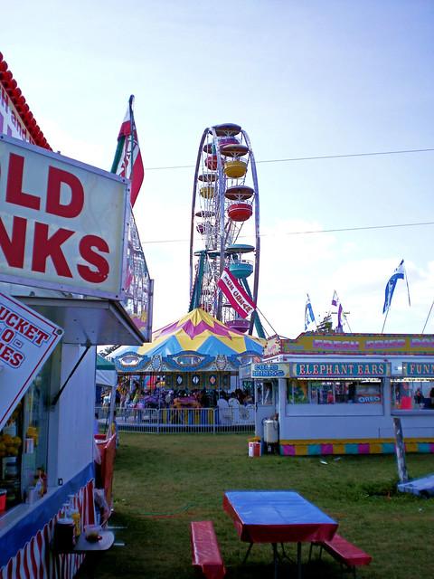Kenosha County Fair in Wisconsin