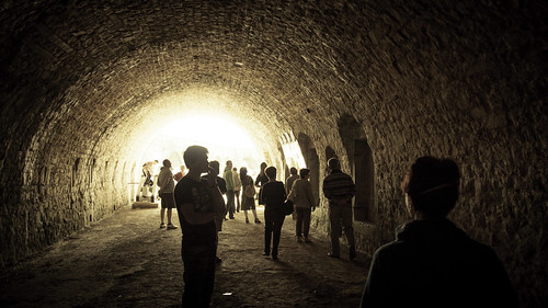 The Shadows of the Citadel (Dinant) - Photo : Gilderic