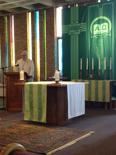 "Lay Preacher Today: William P. ""Bill"" Barlow by St Nicholas Episcopal"