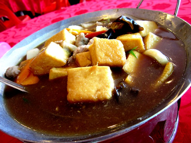 TungSeng claypot tofu