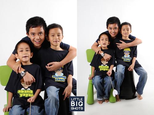 So Much Love | Family Studio Portraiture