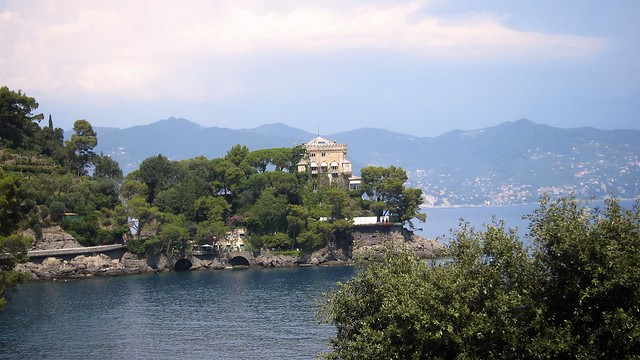 Paraggi, Santa Margherita Ligure, Liguria, Italy 31/07/2012