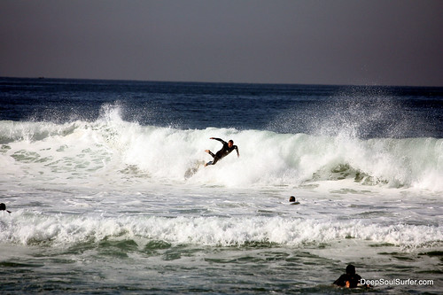 Super Man Surfing, Christmas Session, Morocco