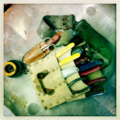 My Old Tool Belt