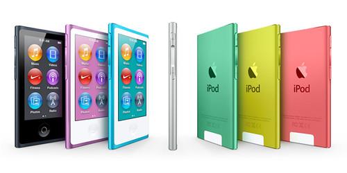 iPod Nano generasi 7