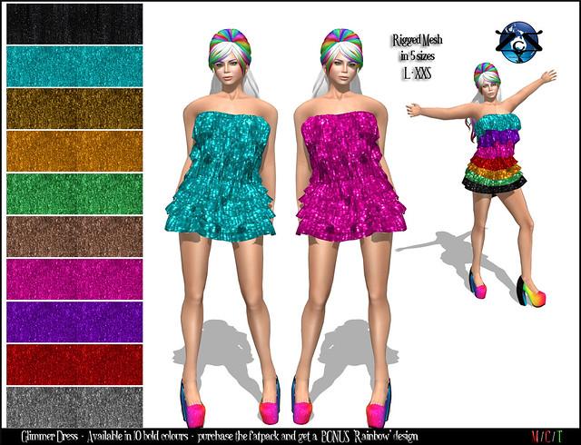 ZcZ Glimmer Dress