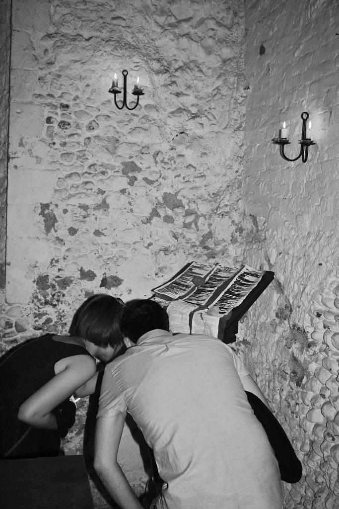 Isolation exhibition PV, Leper chapel