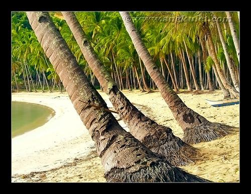 Marimegmeg Beach, El Nido, Palawan