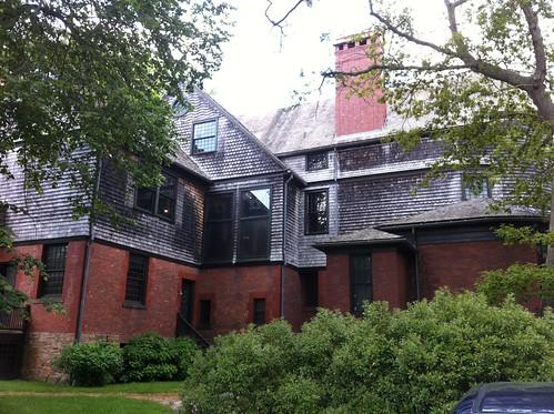 Isaac Bell House / Edna Villa, Newport RI (2/4)