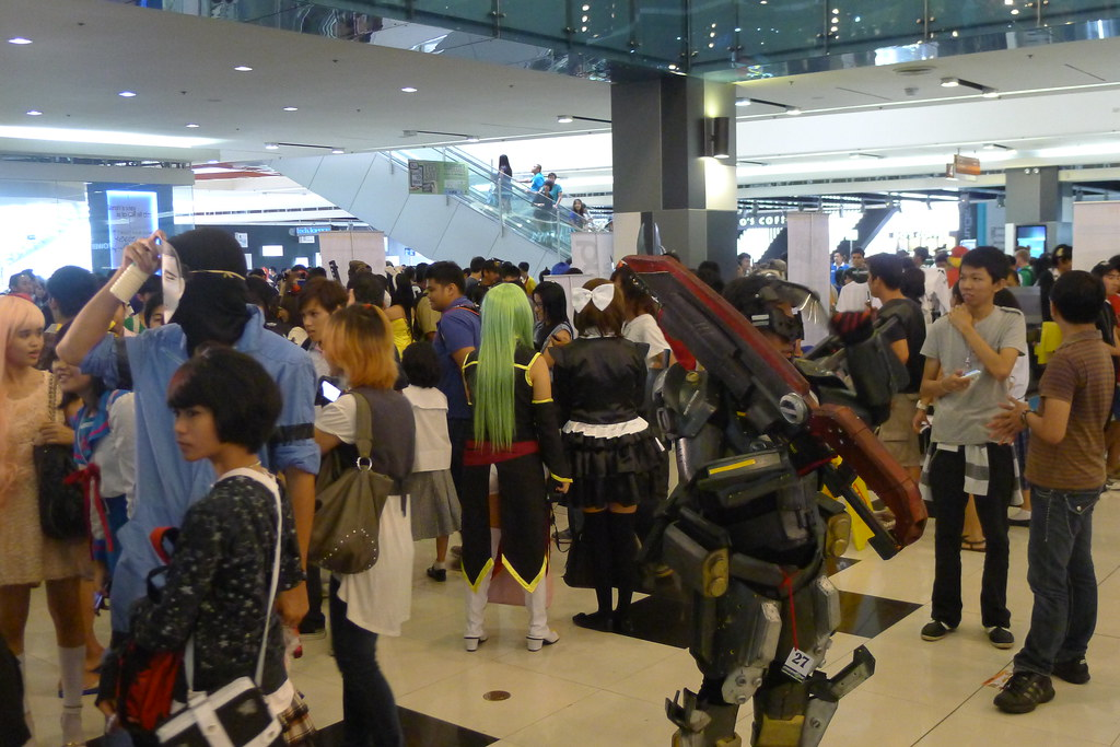 ICD Manila and TorCh III SM North EDSA Leg Event Report