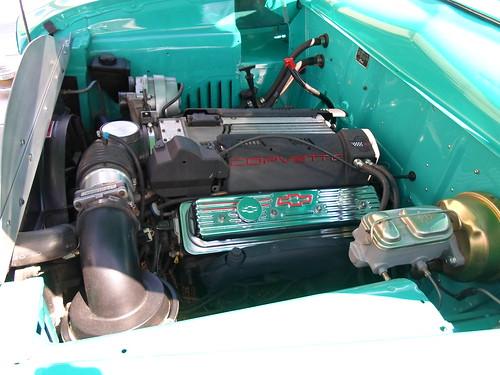 1950 Ford Custom - Corvette engine