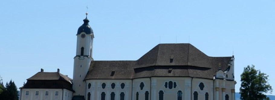Iglesia Weis Baviera Alemania Patrimonio de la Humanidad  Unesco 01