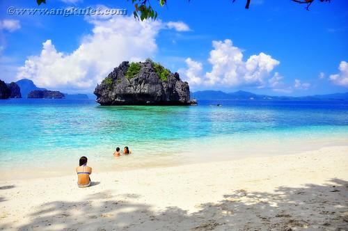 Simizu Island, El Nido, Palawan