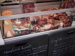 Garlic Wood. Venn Street Market, Clapham Common