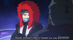 Gundam AGE 4 FX Episode 44 Paths Drawn Apart Youtube Gundam PH (57)