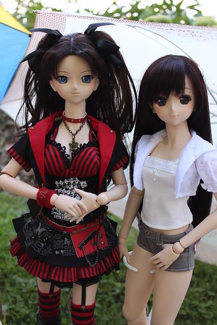 Rin & Serena