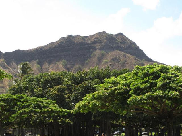 Hawaiian Mountain - Boring Sky