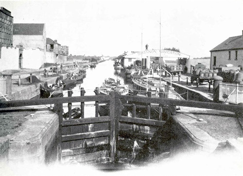 Lock Quay to Canal