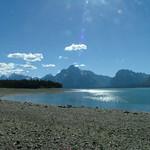 Jackson Lake at Grand Teton