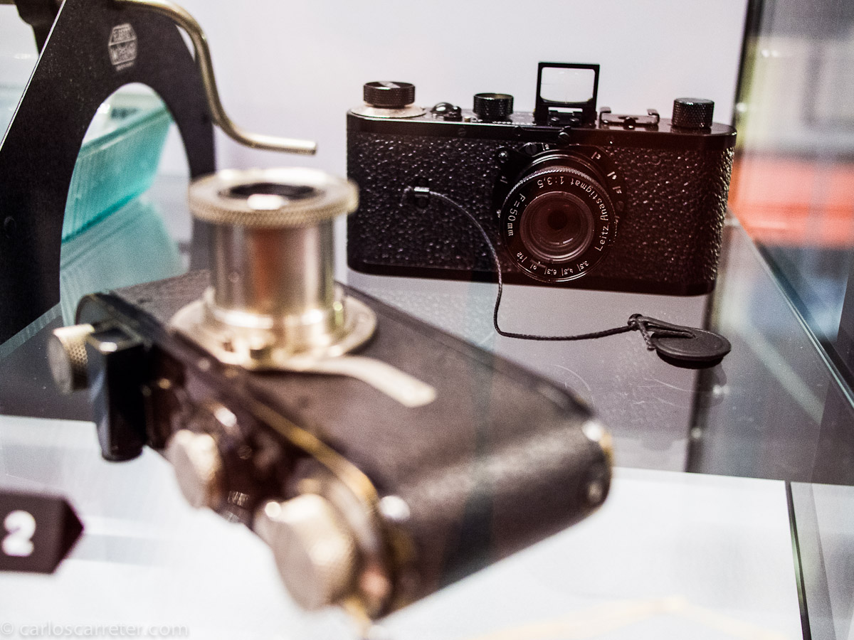 Primeras Leicas