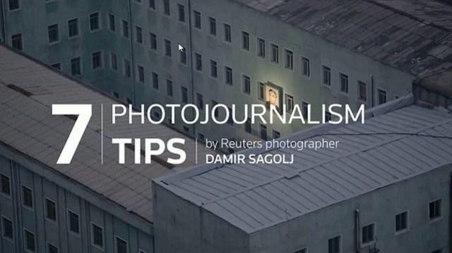 7 tips de foto preriodismo por fotografo de reuters