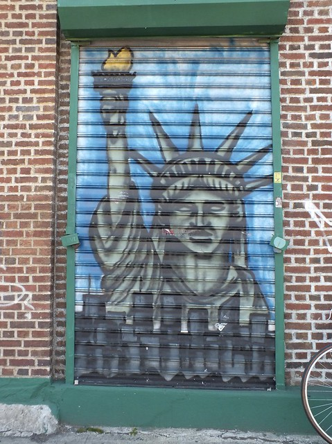 GRAFFITI-Williamsburg, New York