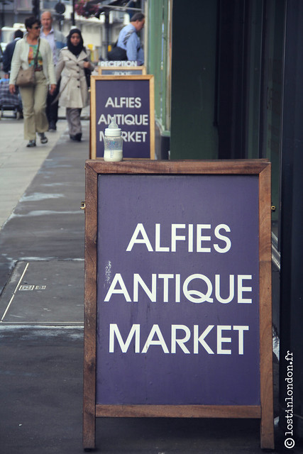 alfies antique market
