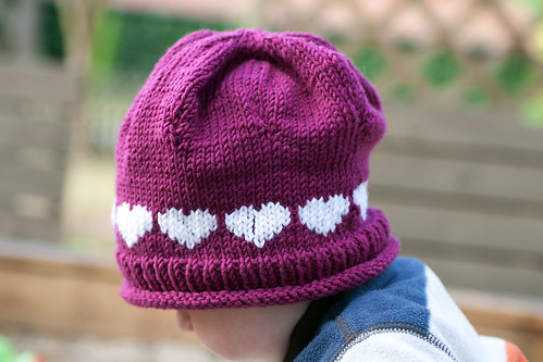 Slouchy hat for H.