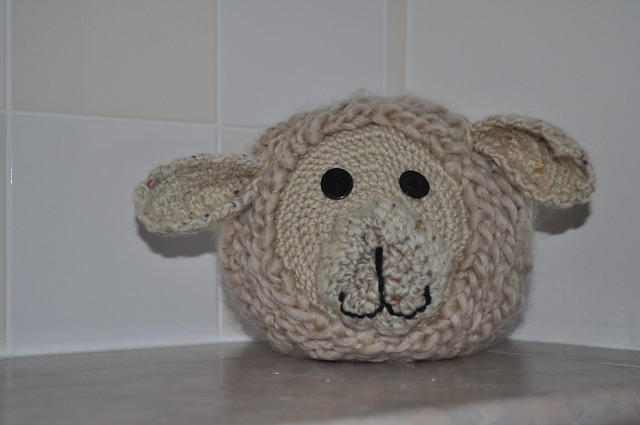 Sheep toilet roll cover 02