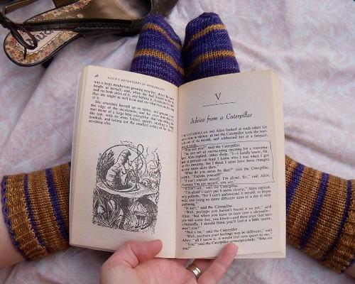 Jubjub with book