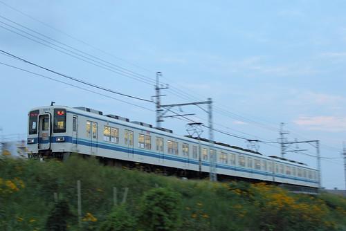 805F(秋の全国交通安全運動HM) @渡瀬〜田島