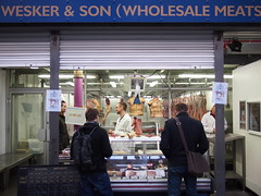 Wesker & Son (Wholesale Meats) Pop-up Human Butchery