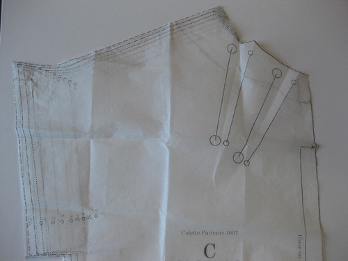 Colette Patterns, Sencha Mods