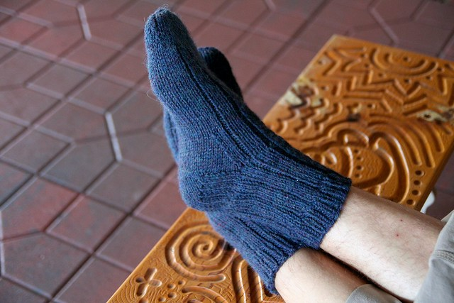 socks for the man
