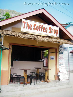 The Coffee Shop, El Nido, Palawan (2006)