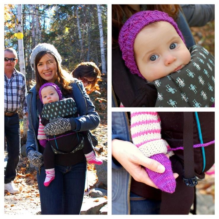 bonnet hike collage
