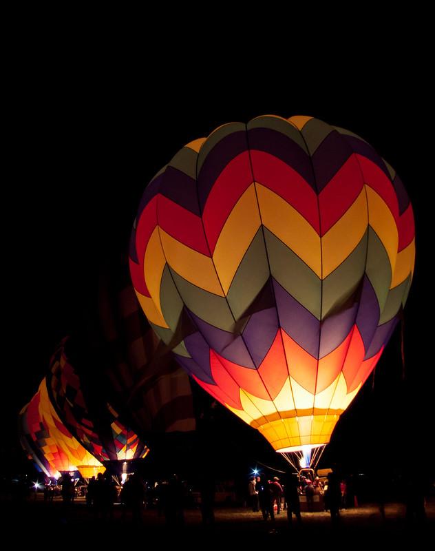 Dawn Patrol, Balloon Pilot Call
