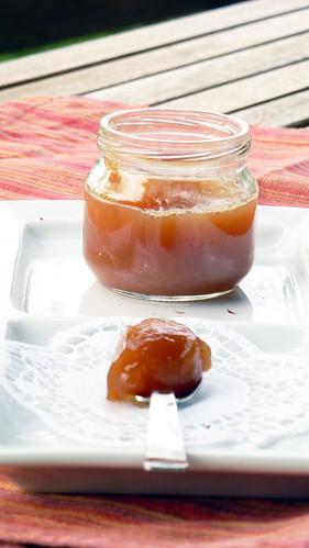 Sorbus & Pear Jam - Confettura di Sorbo e pere