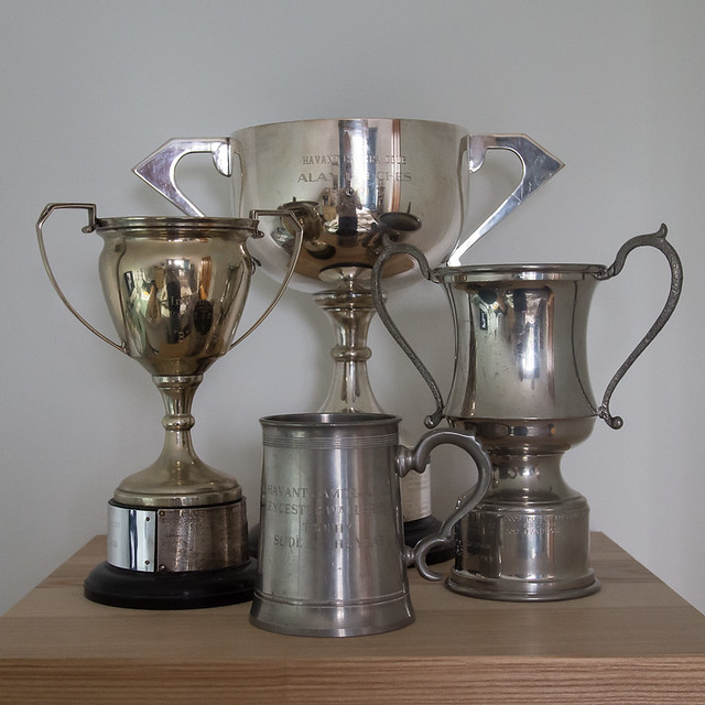 Havant Camera Club Trophies 2011-12