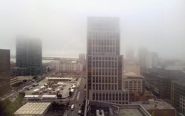 Morning Fog San Francisco