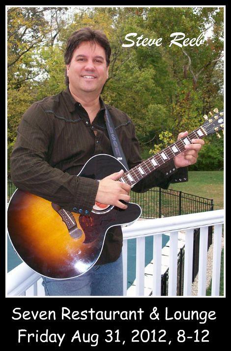 Steve Reeb 8-31-12