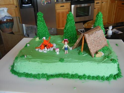 Camping Cake